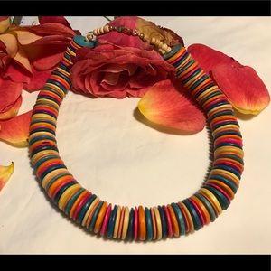 Jewelry - 🔆 SALE!!! Bold & Beautiful  choker necklace $60